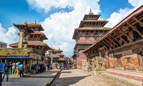 Patan Durbar Square-Sightseeing in Kathmandu Valley