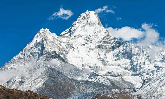 Expedition Nepal - Mt. Amadablam