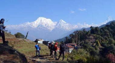 Annapurna Trekking, Trekking Nepal