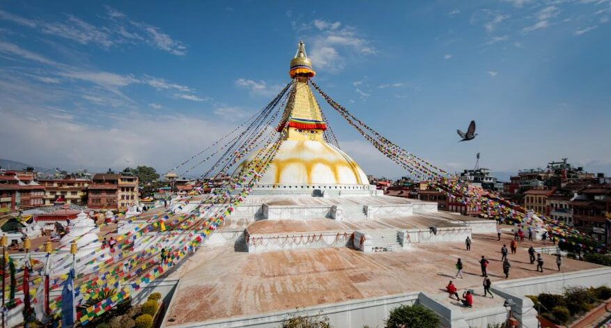 Bouddhanath - UNESCO World Heritage Site