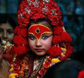 Kumari - The Living Goddess