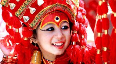 Living Goddess - Kumari