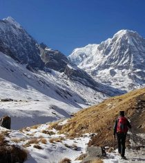 Annapurna Base Camp Trek, ABC Trekking
