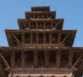 Changu Narayan & Bhaktapur Sightseeing - Nyatapole Temple