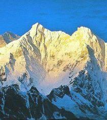 Mt. Makalu Expedition; climbing nepal;