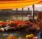 Budhanilkantha - Sleeping Vishnu Temple