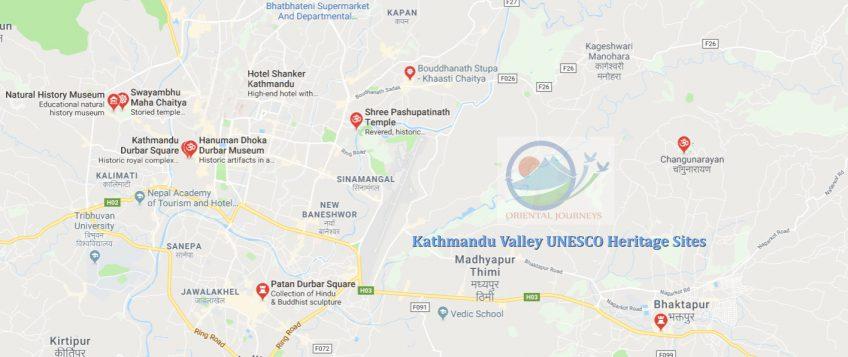 Kathmandu Valley UNESCO World Heritage Sites
