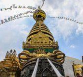 Swoyambhunath Temple
