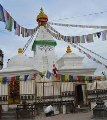 Ashokan Stupa of Patan