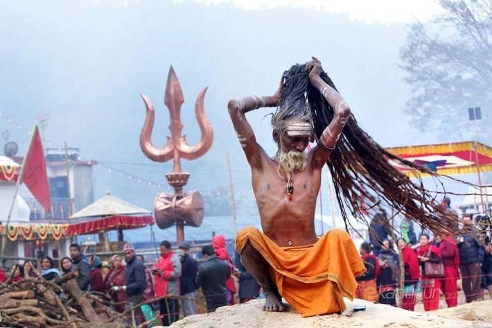 Hermit - Shiva Ratri