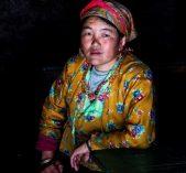 Tamang Lady from Tamang Heritage Ttrek