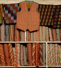 Dhaka Fabric